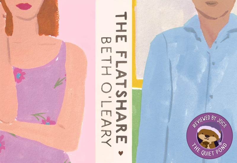 Text: The Flatshare by Beth O'Leary