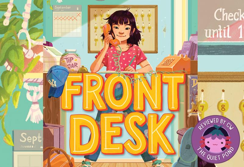 Front Desk [by Kelly Yang]