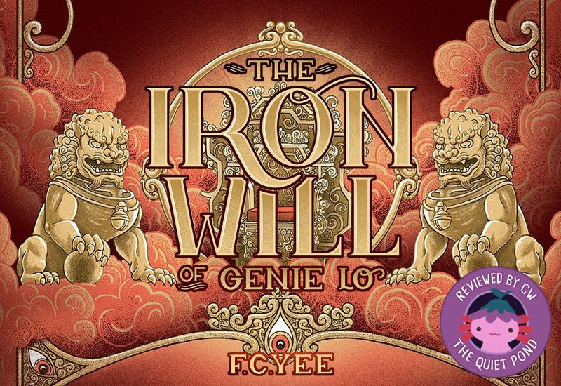 The Iron Will of Genie Lo. F.C. Yee.