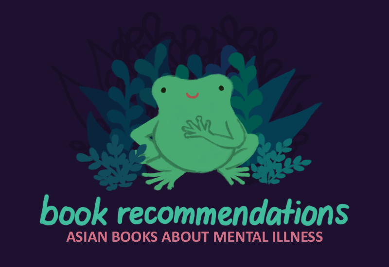 book recommendations: asian books about mental illness