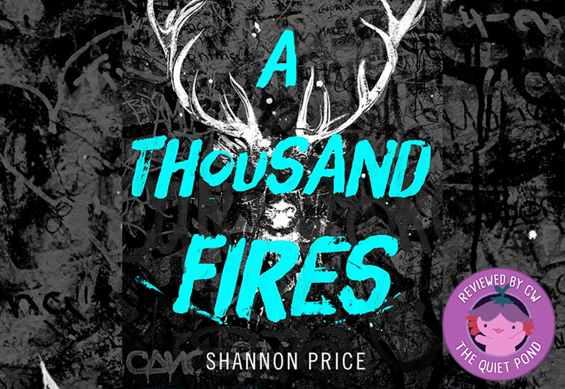 A Thousand Fires by Shannon Price.