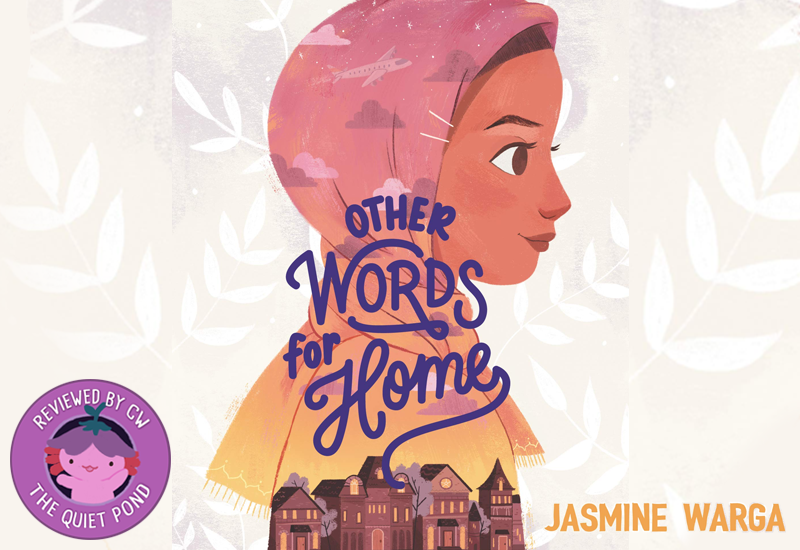 Other Words for Home by Jasmine Warga.