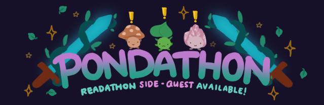 Pondathon: Readathon side-quest available!