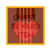 Amina's Side Quest Reward Item.