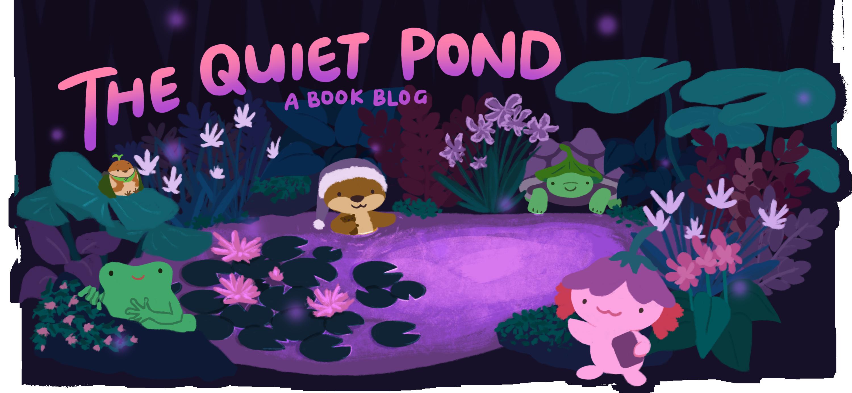 The Quiet Pond blog logo