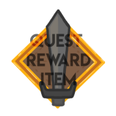 Party's Quest Reward Item.