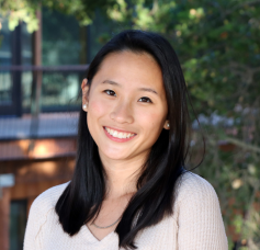 Christina Li Clues to the Universe Author Photo
