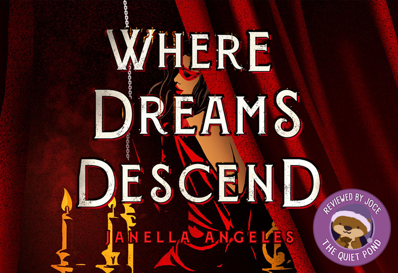 book review where dreams descend janella angeles