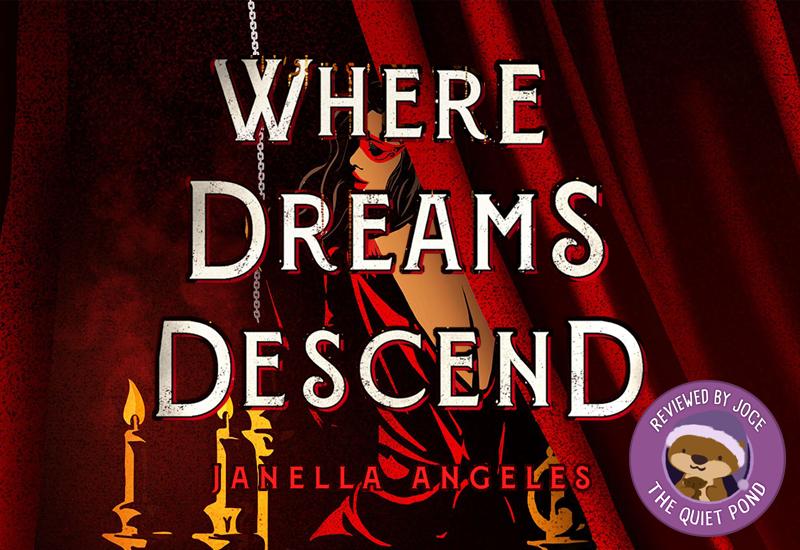 book review where dreams descend janella angeles