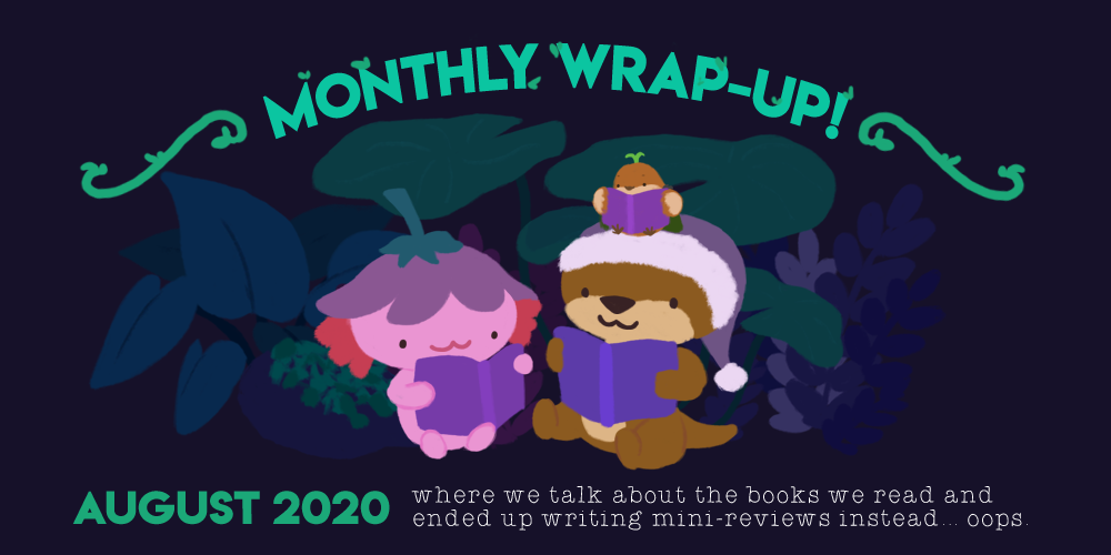 august 2020 wrap-up banner