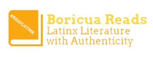 boricua reads, latinx literature with authenticity, adriana blog banner