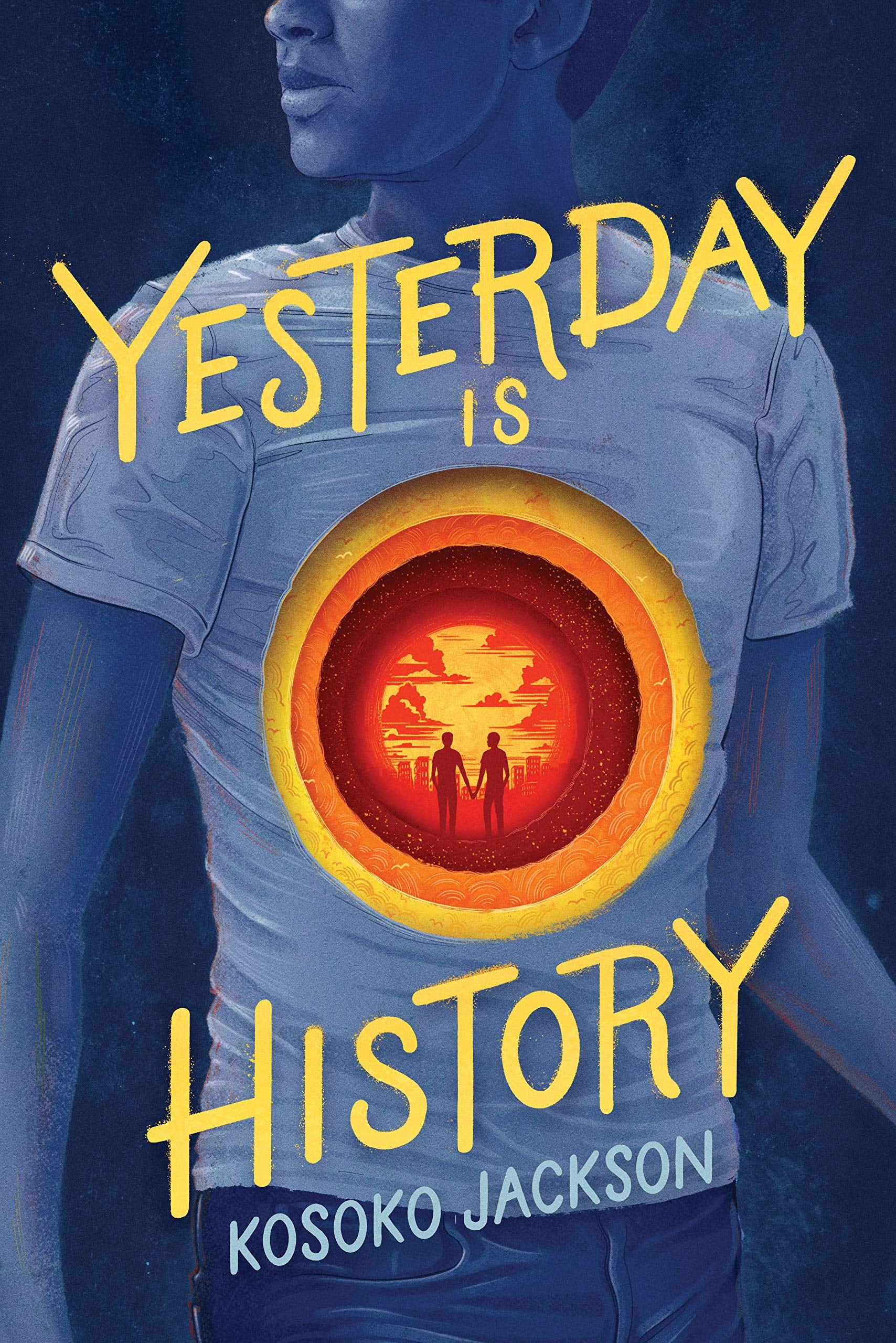 Yesterday is History by Kosoko Jackson.