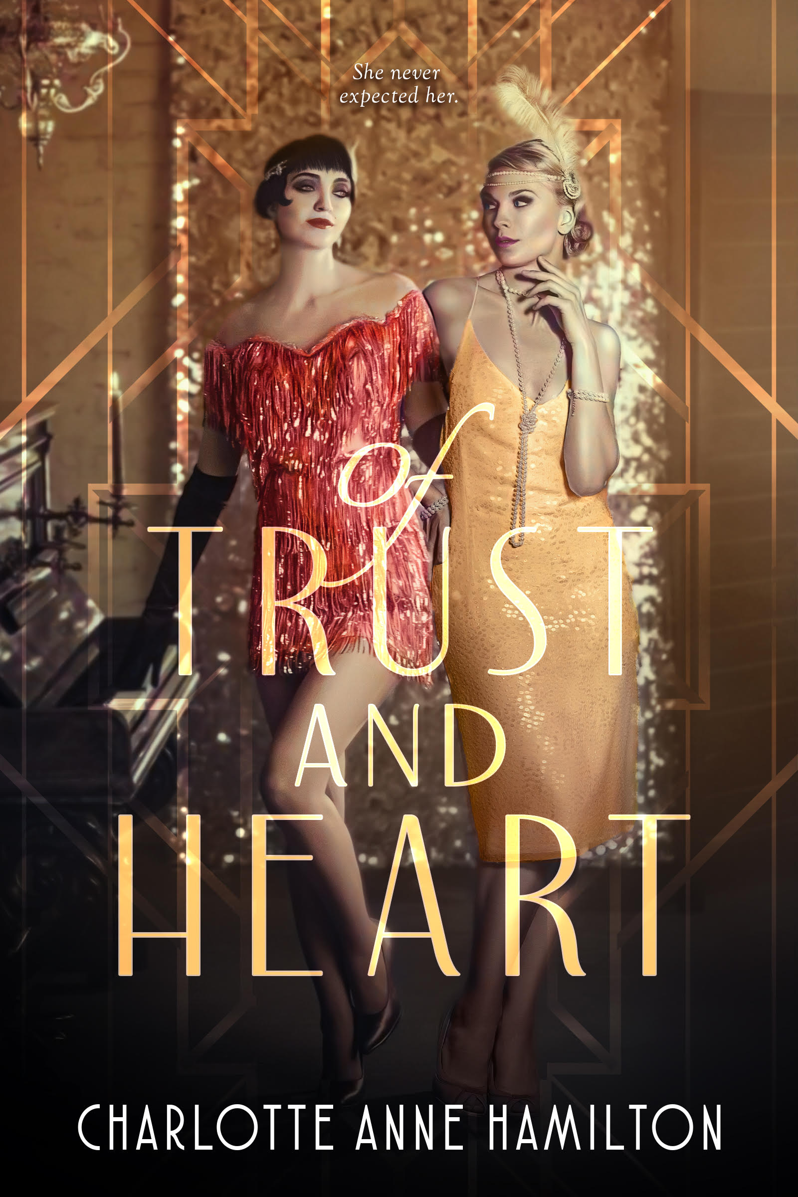 Of Trust and Heart by Charlotte Ann Hamilton